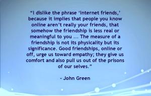 Internet Friends