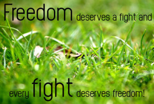Freedom Quotes And Sayings Freedom quote: freedom
