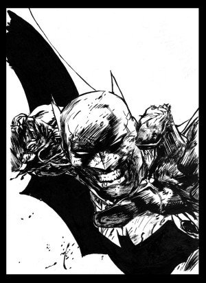 Thread: jim Lee Batman ink