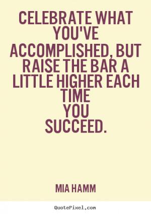 ... mia hamm more success quotes life quotes motivational quotes love