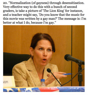 The Ultimate Collection Of Bad Michele Bachmann Quotes ]