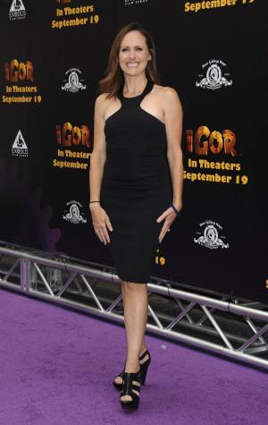 Molly Shannon - 2008-09-13 Igor World Premiere in Hollywood