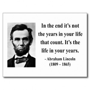 25 Wise Abraham Lincoln Quotes