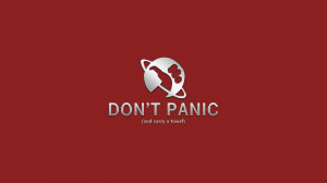 Alpha Coders Wallpaper Abyss Movie The Hitchhiker's Guide To The ...