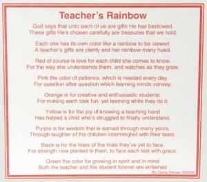 poems for a teacher poems for a teacher