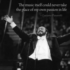 pavarotti #quotes #operasinger