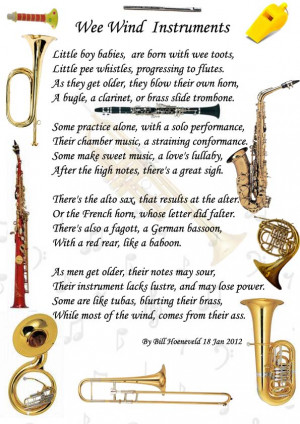 Trumpet Funny Quotes Maybe trumpet man gets this.