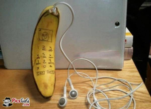 Banana Phone Funny Mobile