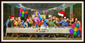 Happy Birthday Jesus Cover