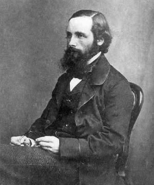 James Clerk Maxwell (1831 –1879)