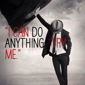can do anything #quote