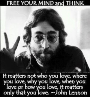 Famous Libra ... John Lennon We share our birth date: October 9
