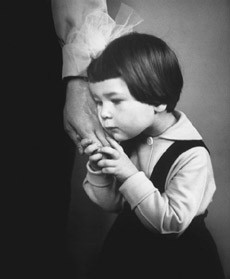 Viewfinder: The Mother's Hand (1966) by Antanas Sutkus