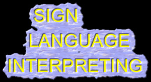 , and timely contentof interest to ASL and sign language interpreting ...