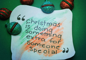 Christmas Giving Quotes & Sayings