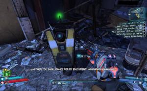 Borderlands: Claptrap's New Robot Revolution (2010)