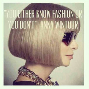 Anna Wintour on the importance of others