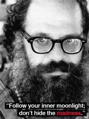 Allen Ginsberg Quote: