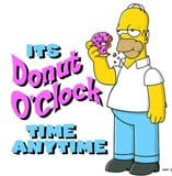 Homer Simpson Quotes Donuts