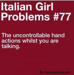 italian girl problems | Tumblr