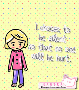 Quotes About Silence Being