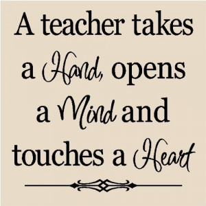 takes a hard opens a mind and touches a heart