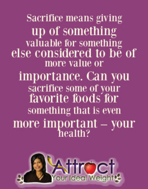 Healthy Inspiration Quote