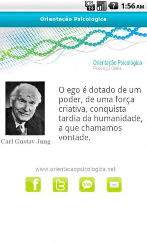 Carl Jung Frases - screenshot