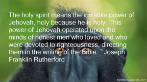 Top Quotes About Righteousness In The Bible