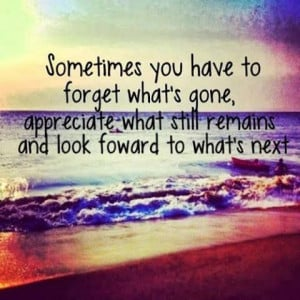 Appreciate what still remains life quotes ... | Positive Inspiration ...
