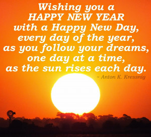 New Year Quotes - Inspirational Quotes for 2015