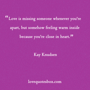 These are the Love Quotes About Missing Someone Pictures