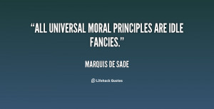 Universal Principles Quotations