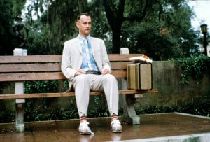 Forrest Gump Quotes - 'Stupid is as stupid does.'