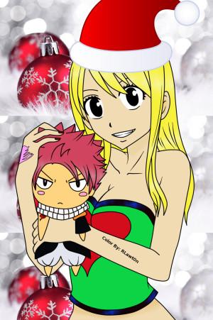 Fairy Tail Nalu Christmas...