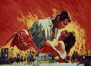 20 'Gone With The Wind' Movie Quotes that Give Us Chills