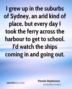 Pamela Stephenson Quotes