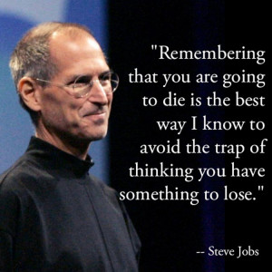 Wise and Famous Quotes of Steve Jobs