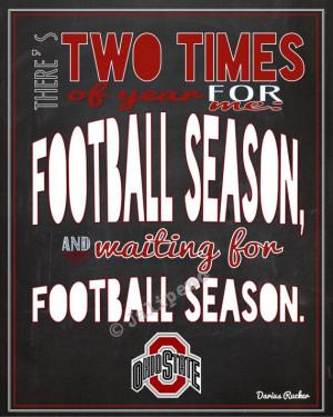 Ohio State Buckeyes Football Season Darius Rucker Quote INSTANT ...