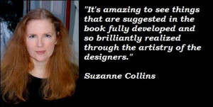 Suzanne collins famous quotes 5