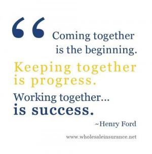 positive teamwork quotes teamwork positive teamwork quotes positive ...