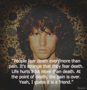 jim morrison, the doors .
