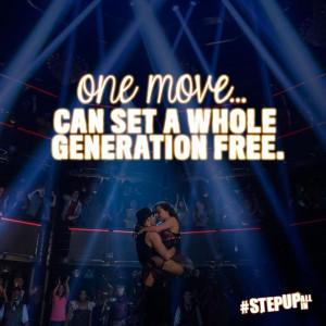 Одно движение может освободить целое ...