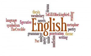 quotes about english class
