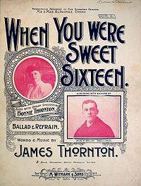 Sweet 16 Birthday Poems