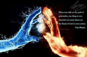 According To Yogi Bhajan