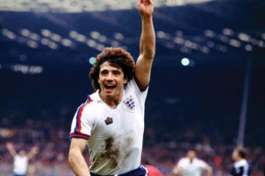 Kevin Keegan would be my ideal guest. I believe that there is nobody ...