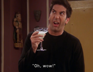 Friends : In defense of Ross Geller
