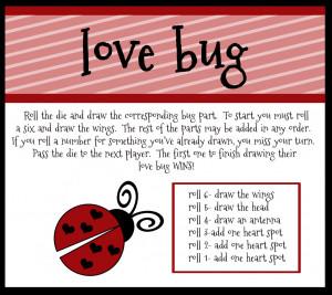 Valentine] Love Bug Game
