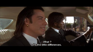 Pulp Fiction Quotes | You'd dig it the most. You know what the ...